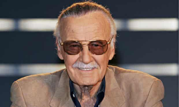 Marvel's Stan Lee: 'Luck is really the one superpower left that hasn't been written about'