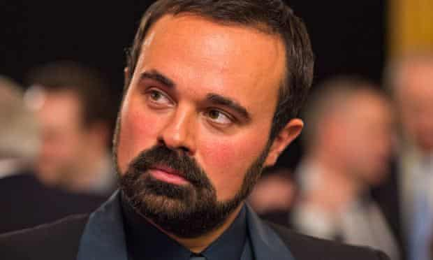 Evgeny Lebedev: should the Evening Standard owner be more economical with his tweets?