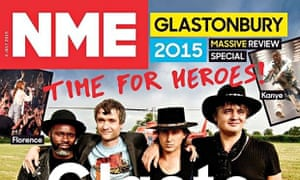 Music magazine NME is to go free, its publisher has announced
