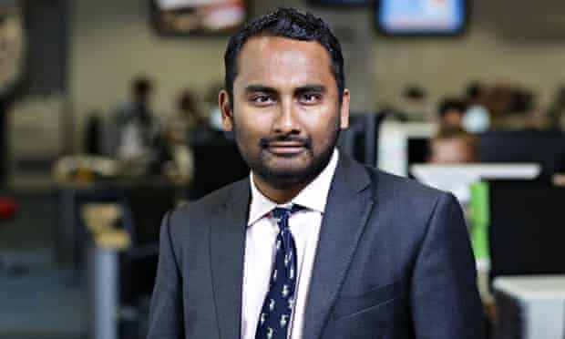 Amol Rajan: 'Actually the party we were closest to was the Liberal Democrats. It was much less Conservative.'