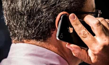 Mobile phone bill shock
