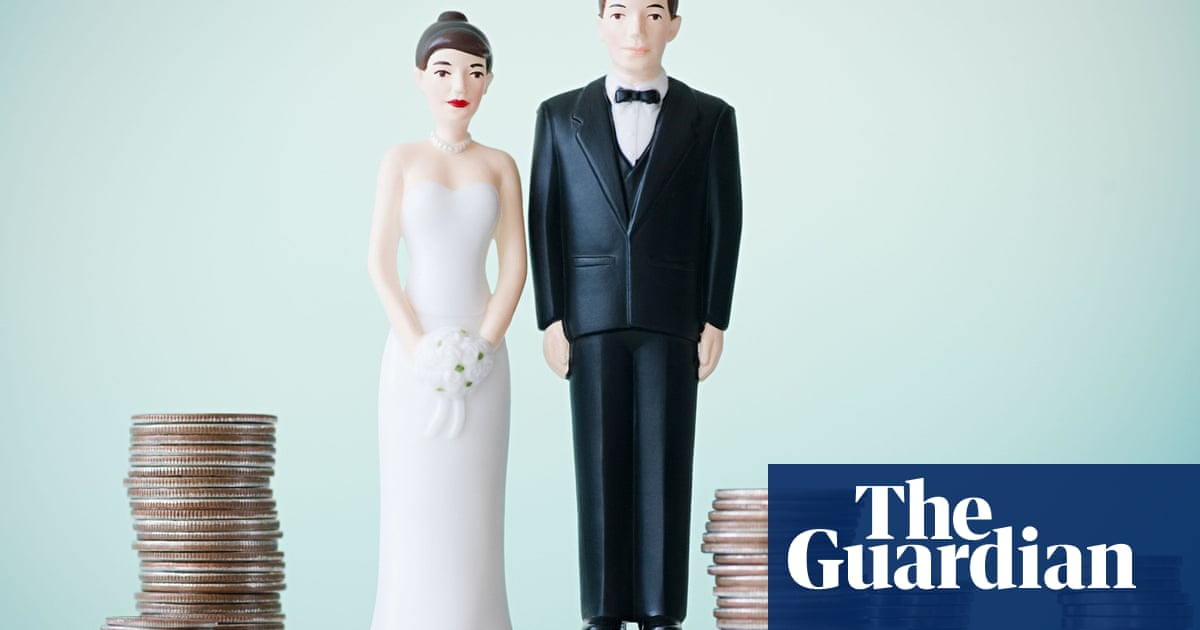 How To Get Married For Less Than 1000 Money The Guardian