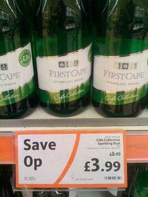 Daft Deals 051111: Wine offer in Morrisons, Newcastle