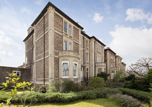 Snooping around - 16/07: Victorian semi in Clifton, Briston