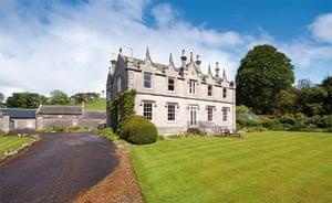 Snooping around - 16/07: Cambuswallace, large house in Biggar, Scotland