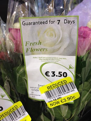 Daft deals: Daft deal in Tesco in Clearwater Shopping Centre in Dublin