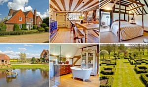 Snooping 120512: Dream home in Basingstoke, Hampshire