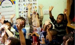 Erith nursery class