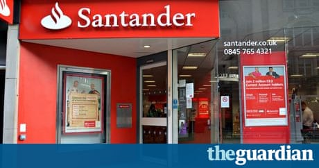 santander fined over poor investment advice money