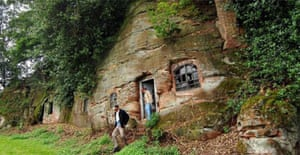 Cave home sells at auction for £100,000   Money   The Guardian
