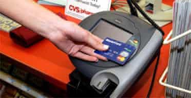 PayPass cash free card