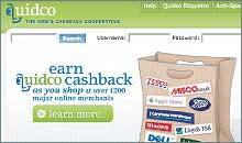 Quidco website