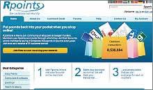 Rpoints website