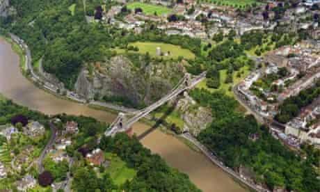 Bristol Clifton Suspension Bridge