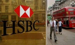 HSBC faces potential £3bn UK tax bill if it loses HM Revenue
