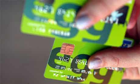 Egg credit card
