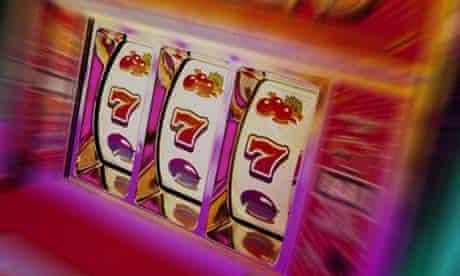 Winning the jackpot on a slot machine