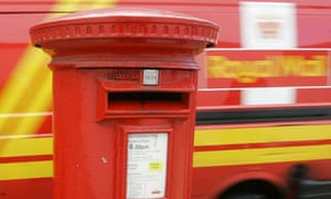 Size really matters at royal mail money the guardian royal mail post box spiritdancerdesigns Gallery