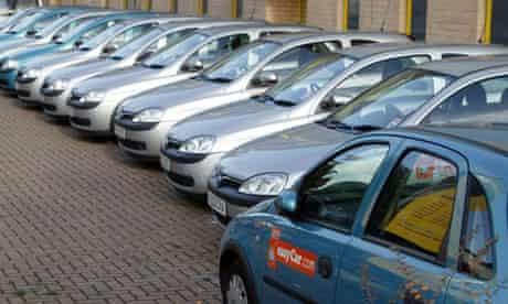 easycar car hire
