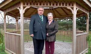 Judith and Fergus Wilson