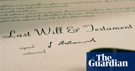 Write a will: it\'s the first thing to do before you die | Money ...