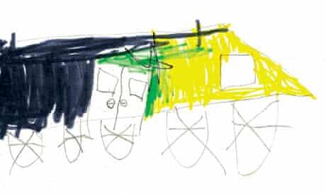 Childhood dream job: Train drivers