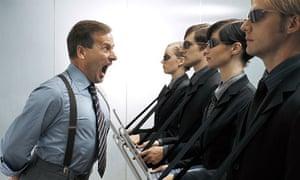 Boss Shouting at Staff