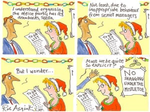 Christmas Party Images Cartoon.Pushing Envelopes The Office Christmas Party Money The