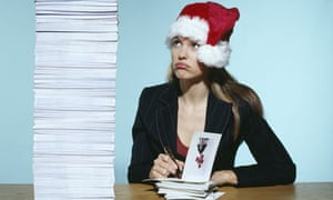Is Sending Christmas Cards To Colleagues A Waste Of Effort Money