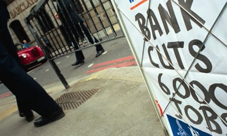 Barclays Bank announces 6,000 job losses in Britain