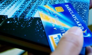 Making a payment by Barclaycard credit card