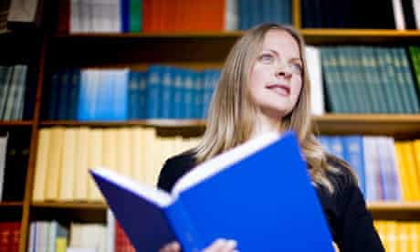 Kate Williams, librarian at the University of Oxford