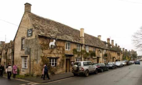 The Lamb Inn in Burford
