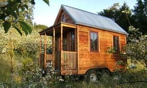A Tumbleweed Tiny House