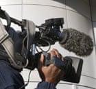 A camera operator