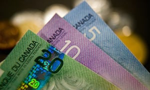 Bank charges are normal in Canada | Money | The Guardian