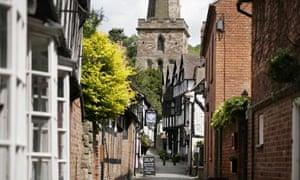 Let's Move To Ledbury Church Lane in Ledbury, Herefordshire