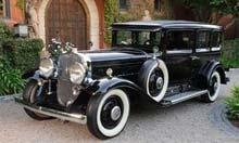Al Capone classic car
