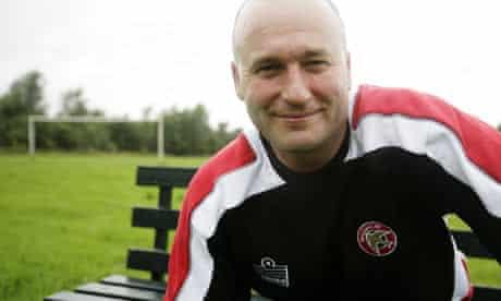 David Hamilton, Walsall Football Club's scout and coach