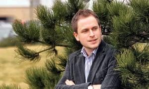 Gareth Mitchell from Tree2mydoor