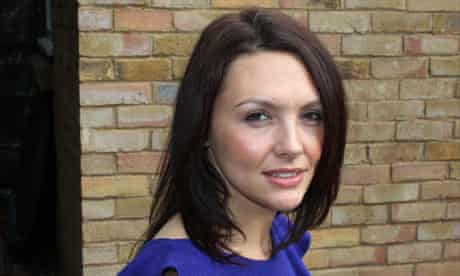 Kirsty Marshall was made redundant from her job as a PR director