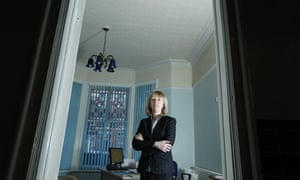 Accountant Carol Walton at Usher Spibey in Stockport