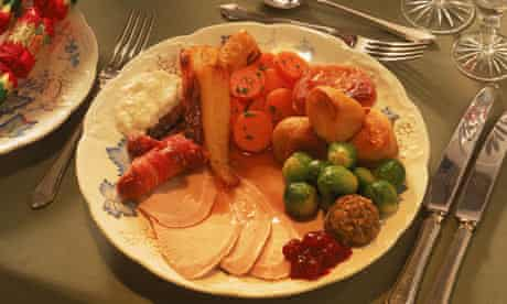 Christmas turkey dinner for less than £3 a person? Gobble gobble