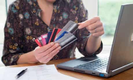 Half of households 'struggling with debts'