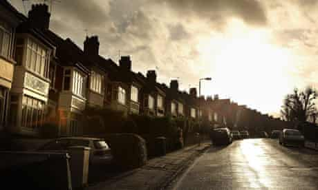 Homeowners mortgage debt