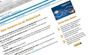 Amazon credit card repayments need to be studied to make sure the money is transfered correctly