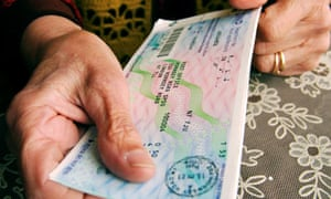 Expat pensioners living in certain countries do not receive index-linked rises to their payments