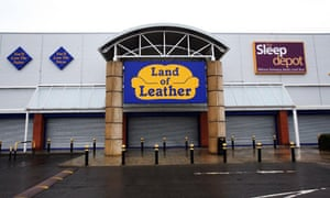 Land of Leather customers bought what they believed to be 'toxic sofas' from the now defunct company