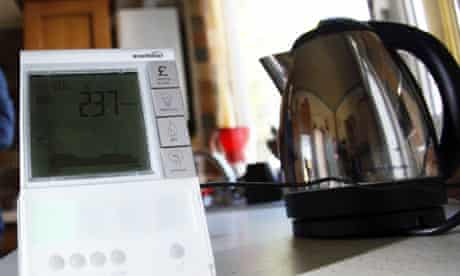 Smart meters are intended to help consumers reduce their consumption