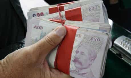 £20 notes featuring Edward Elgar